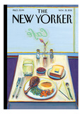 The New Yorker Cover - November 21  2011