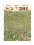The New Yorker Cover - May 22  1971