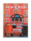 The New Yorker Cover - November 21  1964