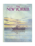The New Yorker Cover - September 13  1982