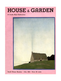 House &amp; Garden Cover - July 1931