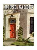 House & Garden Cover - September 1936