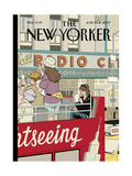 The New Yorker Cover - June 11  2007