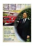 GQ Cover - November 1964