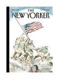 The New Yorker Cover - May 28  2007