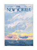 The New Yorker Cover - June 14  1969