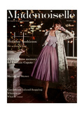 Mademoiselle Cover - December 1956