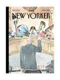 The New Yorker Cover - June 7  2010