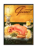 Gourmet Cover - July 1954
