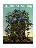 House & Garden Cover - June 1937
