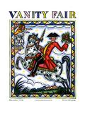 Vanity Fair Cover - December 1928