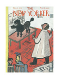 The New Yorker Cover - November 9  1946