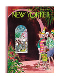 The New Yorker Cover - January 9  1971