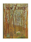 The New Yorker Cover - April 10  1965