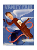 Vanity Fair Cover - October 1935