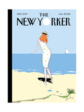 The New Yorker Cover - August 29  2011