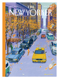 The New Yorker Cover - November 7  2011