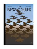 The New Yorker Cover - July 5  2010