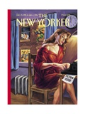 The New Yorker Cover - December 25  1995