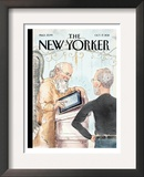 New Yorker Cover - October 17  2011