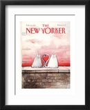 The New Yorker Cover - February 18  1991