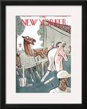 The New Yorker Cover - August 11  1928