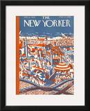 The New Yorker Cover - July 4  1925