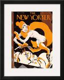 The New Yorker Cover - January 23  1926