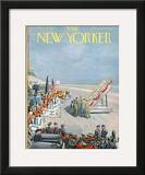 The New Yorker Cover - September 15  1956