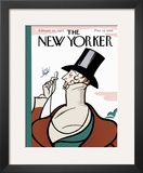 The New Yorker Cover - February 21  1925