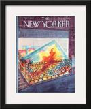 The New Yorker Cover - February 3  1962