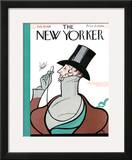 The New Yorker Cover - February 20  1926