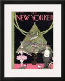 The New Yorker Cover - December 12  1925