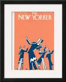 The New Yorker Cover - June 6  1925