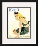 Vogue Cover - December 1935