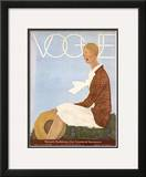 Vogue Cover - May 1929