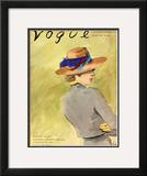 Vogue Cover - January 1937