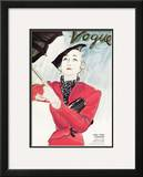 Vogue Cover - April 1934