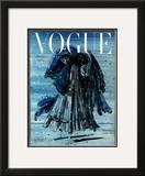 Vogue Cover - December 1948