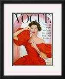 Vogue Cover - November 1956