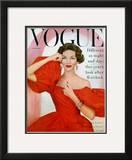 Vogue Cover - November 1956
