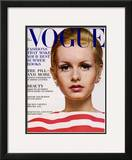 Vogue Cover - April 1967