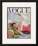 Vogue Cover - July 1954