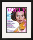 Vogue Cover - April 1972