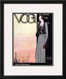 Vogue Cover - October 1930
