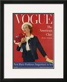 Vogue Cover - March 1957