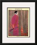 Vogue Cover - January 1923