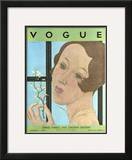 Vogue Cover - February 1930
