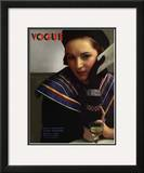 Vogue Cover - March 1934