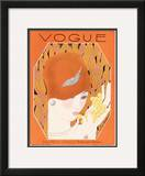 Vogue Cover - August 1927